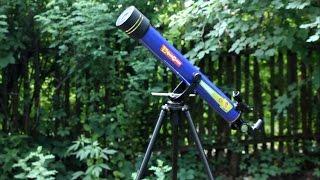 Обзор телескопа Levenhuk Фиксики Файер - астрономия в массы!