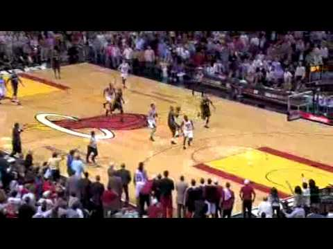 Dwayne Wade's steal and game winning shot against the Bulls (2009). What's your favorite buzzer beater?