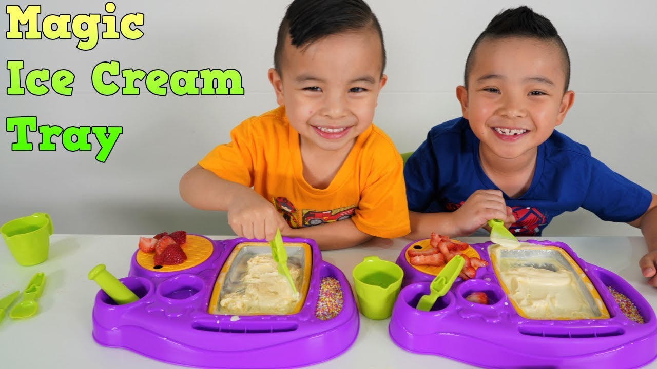 MAGIC Ice Cream Tray CKN Toys