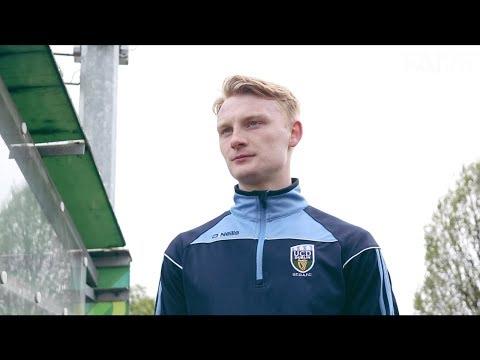 Club & Country - UCD AFC + Ireland U21: Liam Scales