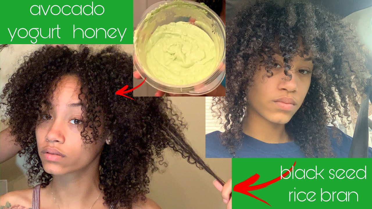 Download DIY natural hydrating curl defining mask for all curls | crispina