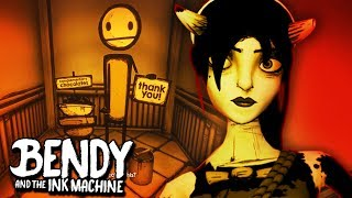 Bendy chapter 5 meatly location & New archives chapter | Bendy Chapter 5 Secrets