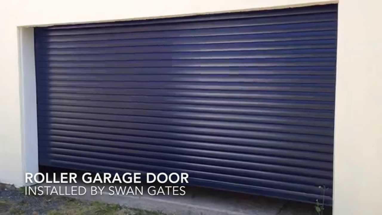 Swan Gates Hull Roller Garage Door Installation In East Yorkshire