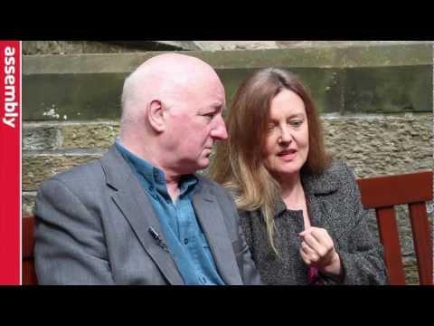 FEDERER VERSUS MURRAY   with WriterDirector Gerda Stevenson & Actor Dave Anderson