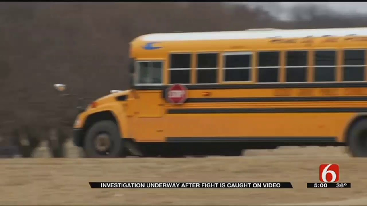 Video Shows Student Being Punched After Getting Off Bus In Locust Grove
