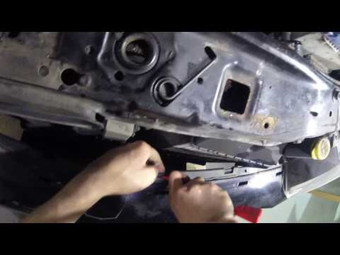 Astra H MK5 Headlamp and Front Bumper Removal Guide