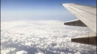 Cómo ejercitar los músculos en un vuelo largo