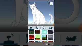 Как сделать кошку в Аватар Мейкер коты