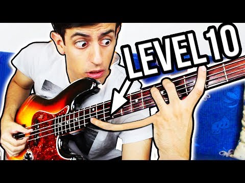 The 10 LEVELS of BASS