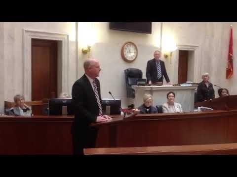 Sen. Jim Hendren Elected President Pro Tem