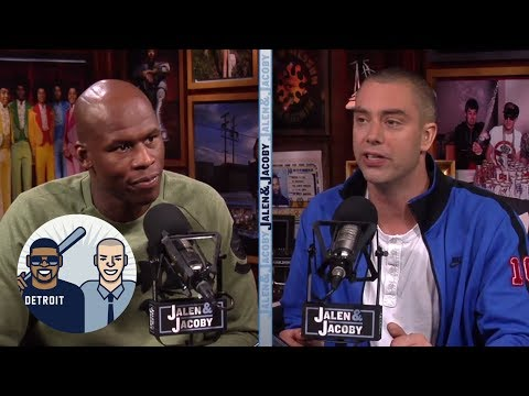 Al Harrington shares emotional story about grandmother and medical marijuana  Jalen & Jacoby  ESPN