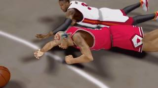 NBA 2K12 - Official Basketball Intro Feat. Kurtis Blow & IpodKingCarter