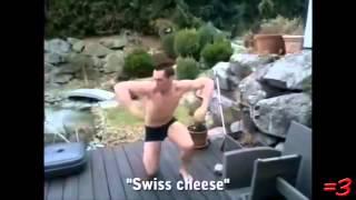 *Swiss cheese*