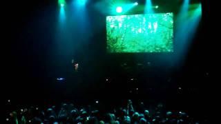 Gary Numan - Down in the Park Live 2011 shepherds bush empire 17/09/11