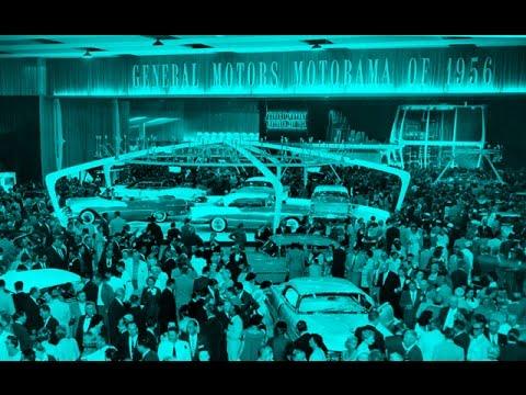 GM Motorama 1956 At Last Opening Day