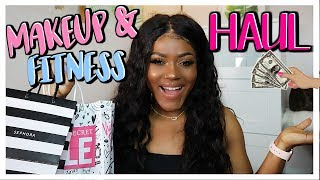 What I Bought This Week! Shopping Haul! Makeup, Fitness & Lifestyle!