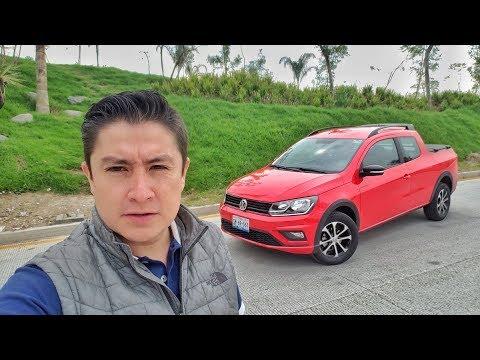 Volkswagen Saveiro Pepper - Pequeña Pick Up Para Trabajo Y Diversión / Prueba De Manejo