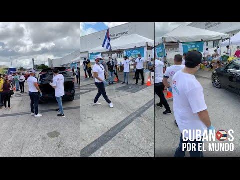 Cubanos en el exilio se unen para enviar ayuda humanitaria para el pueblo sus hermanos en la isla