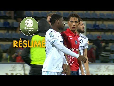 Chateauroux Le Havre Goals And Highlights