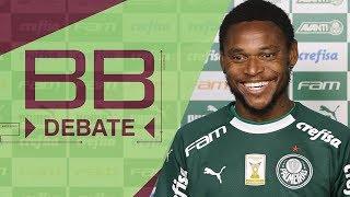 Quem é Luiz Adriano na fila do pão do Palmeiras? | BB Debate