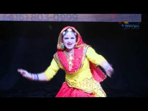 Jasleen 's dance -Miss Canada Punjaban 2016 Episode 26