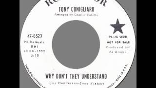 "Tony Conigliaro – ""Why Don't They Understand"" (RCA) 1965"