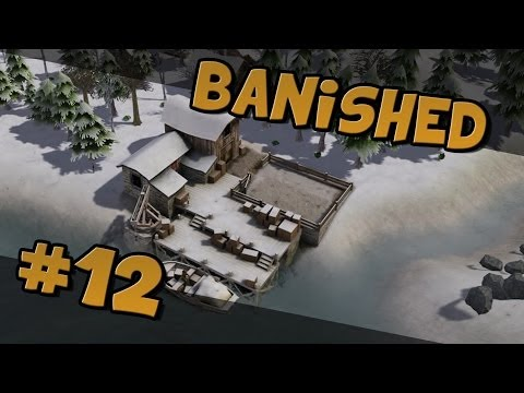 Let's Play Banished (PC Gameplay) - Part 12: Cattle Again