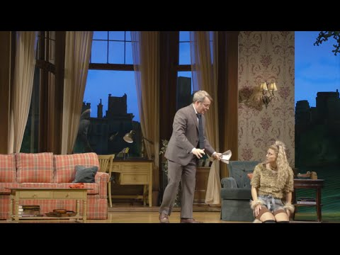 First Look at a Scene from Sylvia on Broadway
