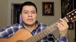 Si no te hubieras ido - tutorial guitarra