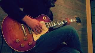 La Grange - Guitar Cover (solo 1 + solo 2)