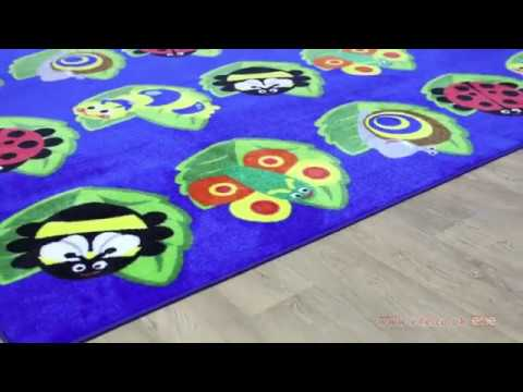 Environment School Nursery Carpets Mats
