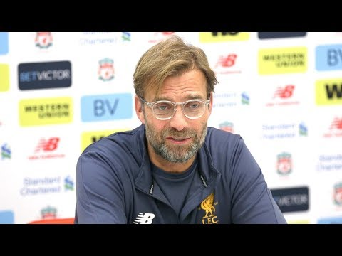 Jurgen Klopp Full Pre-Match Press Conference - Liverpool v Everton - Premier League
