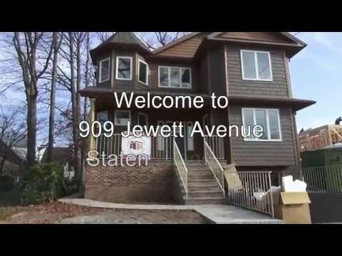 909 Jewett Avenue Staten Island, NY Home For Sale