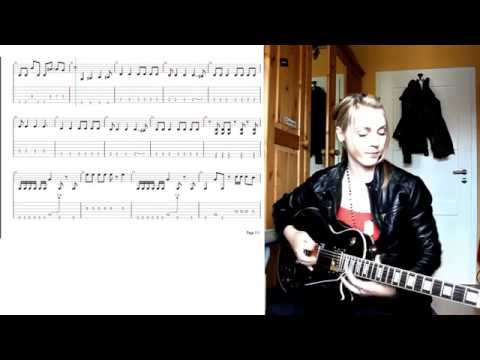 Supermassive Black Hole | Guitar Tabs | Play Along - YouTube