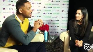 Harry & Pricey chat with Will Smith