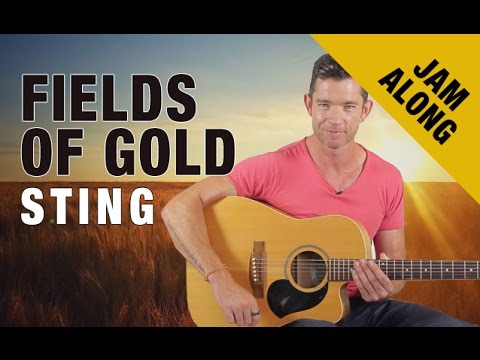 Fields Of Gold Chords Jam Along With Scrolling Chords