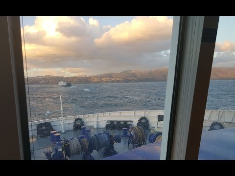Havelock to Picton & Cook Strait Ferry to Wellington Motorcycle ride