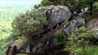 Шри Ланка, 2014  Сигирия(Скала Сигирия, Шри-Ланкийские маски., 2014-07-14T18:59:01.000Z)