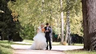 Свадьба в Москве. Дмитрий и Юлия