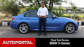 2016  BMW 3 Series Test drive Review - Autoportal