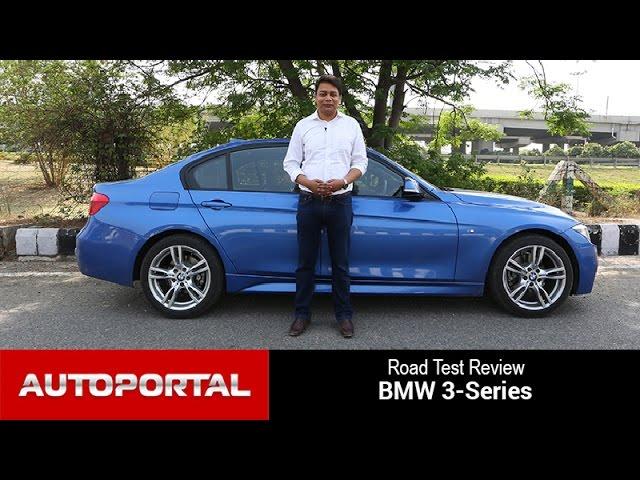 2016 Bmw 3 Series Test Drive Review Autoportal