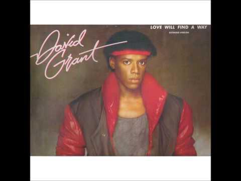 David Grant - Love Will Find A Way