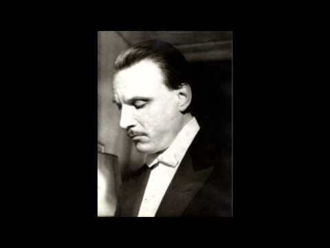 Schumann - Faschingsschwank aus Wien - Michelangeli Lugano 1968