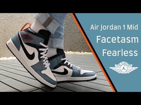 Air Jordan 1 Mid Fearless \