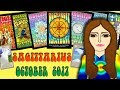 SAGITTARIUS OCTOBER 2017  - Gains for you! -Tarot psychic reading forecast predictions eclipse