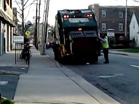 Waste management in Newark Delaware