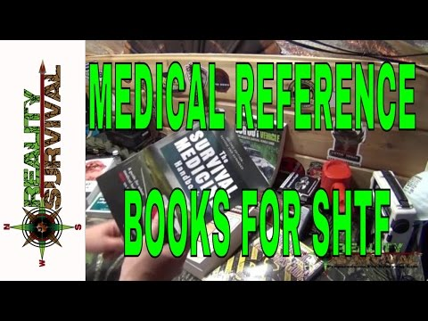 Medical Reference Books For Survivalists And Preppers Bonus Book
