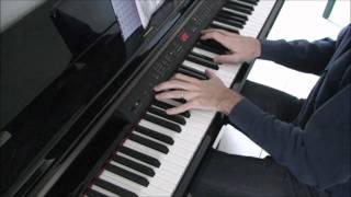 Zazie - Je suis un homme - Piano Solo