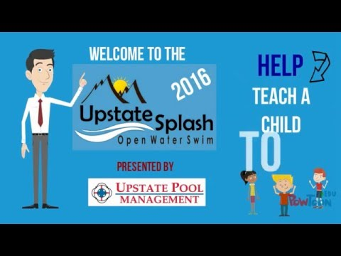 Upstate Splash 2016 Charity Open Water Swim