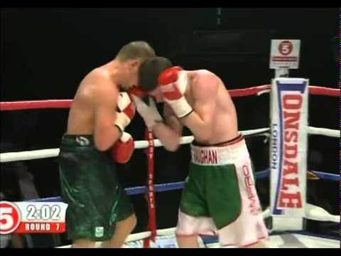 Fight 4 Peter Vaughan V Phill Fury 23rd July 2011